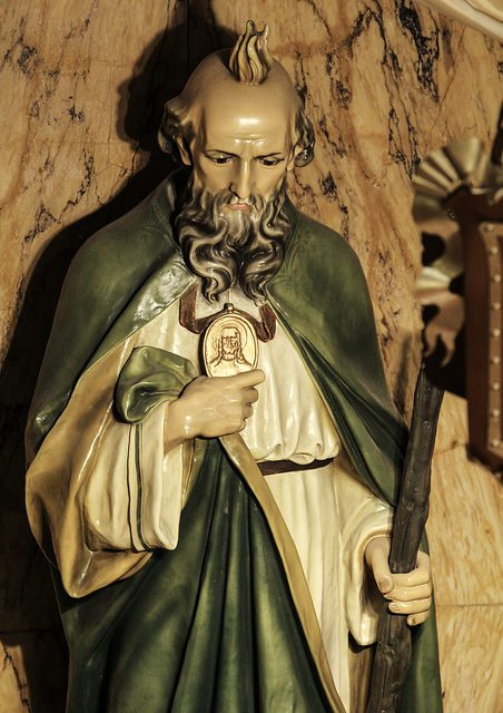 St. Jude: A Saint for the Year of Mercy