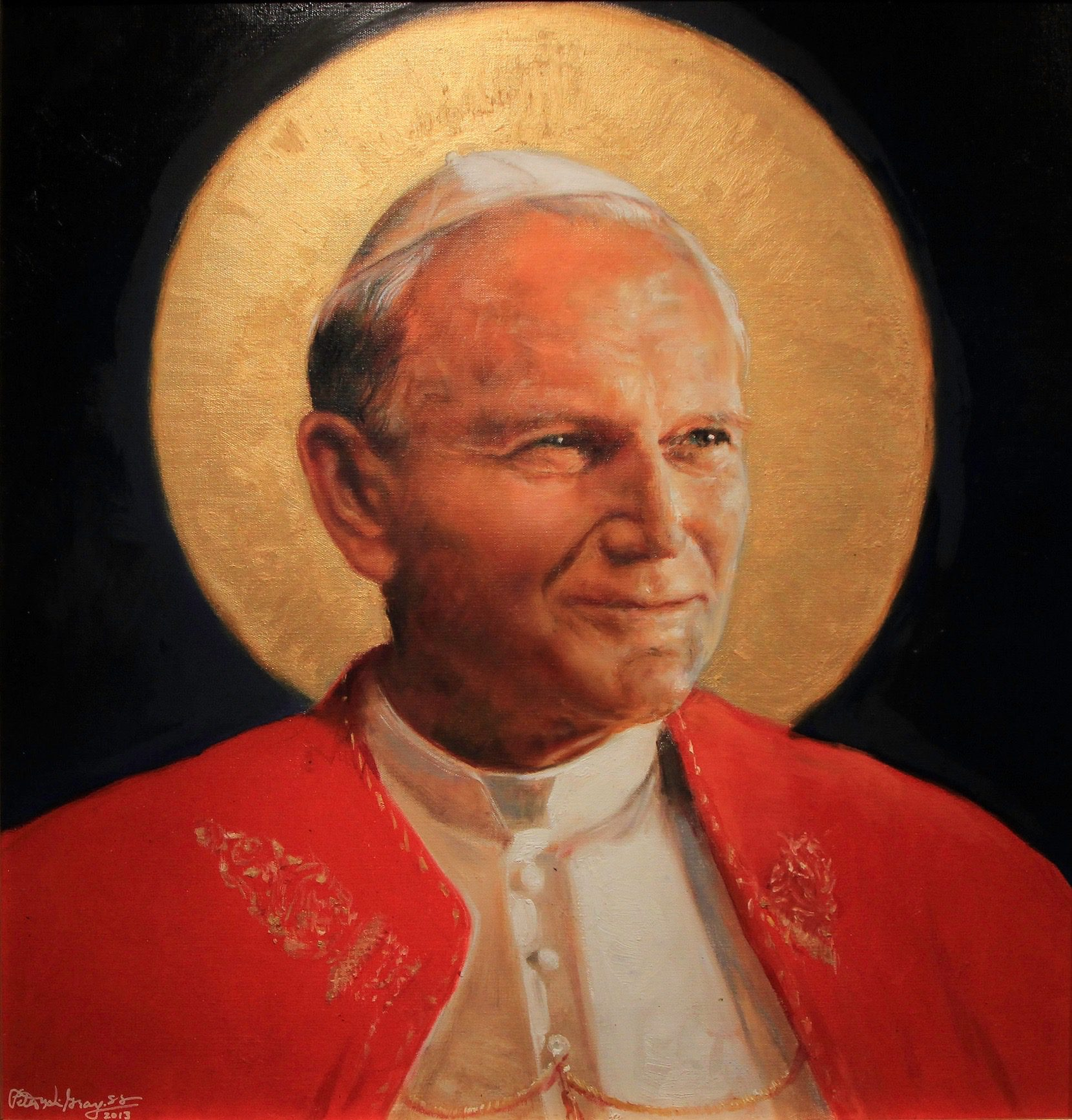 The Inspiration of St. John Paul II
