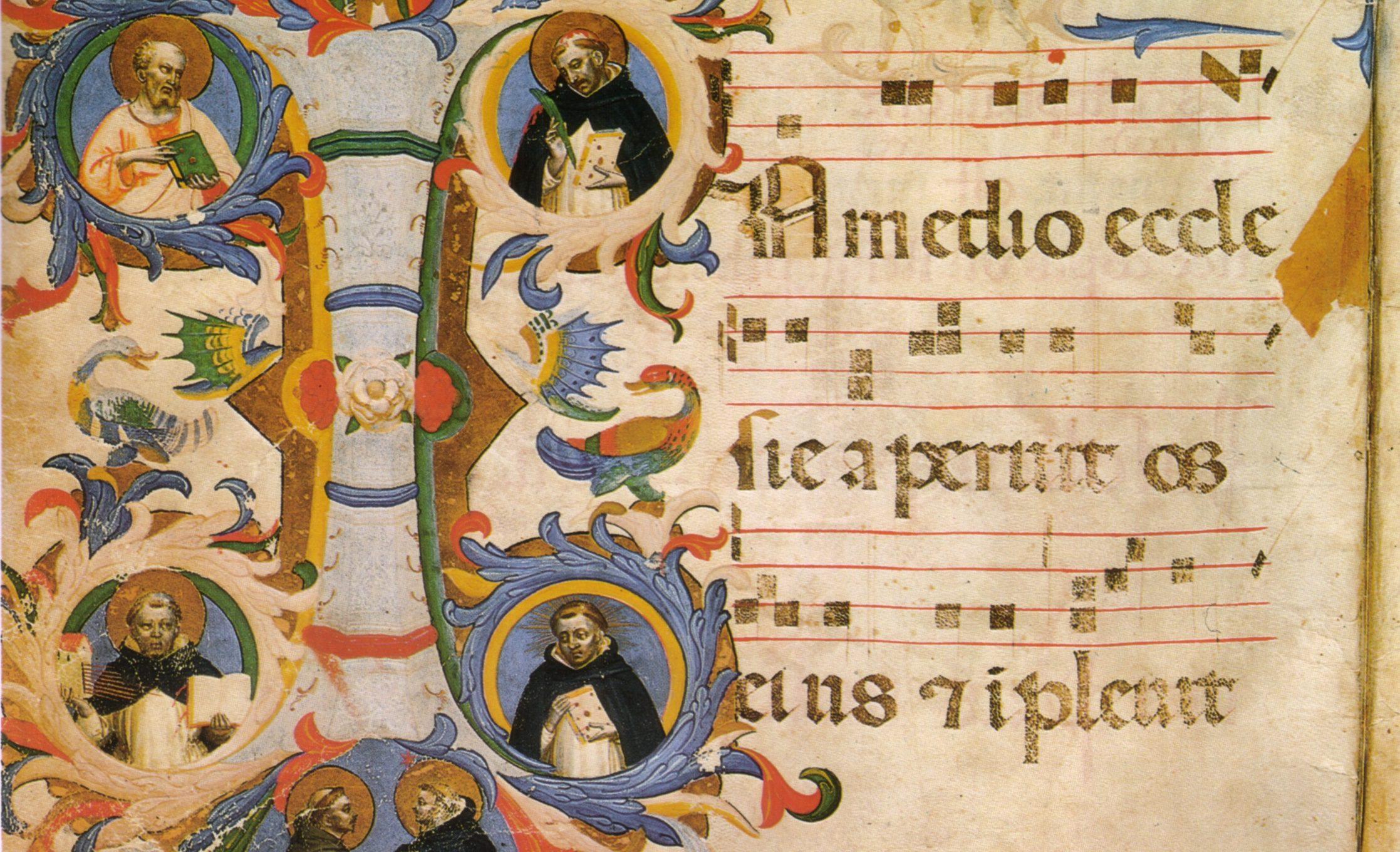 A Hymn to Saint Jude