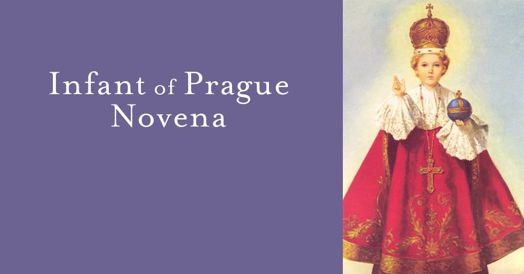 Infant of Prague Novena