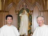 Brother Aquinas' Ordination