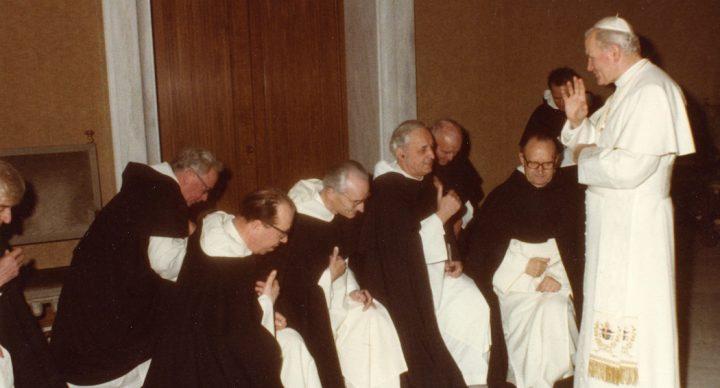 St. John Paul II & the Dominican Friars