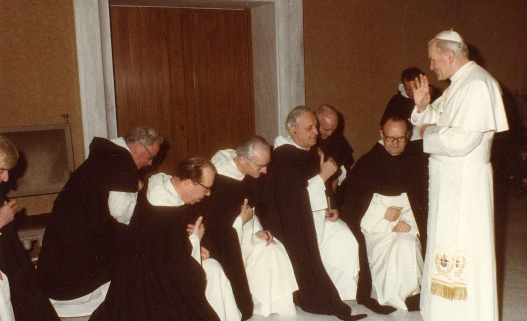 St. John Paul II & the Dominican Friars
