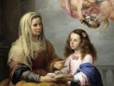 Saint Anne, a Compassionate Intercessor for the Suffering