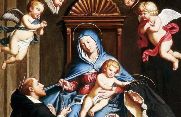 Pray the Holy Rosary Online with the Dominican Friars