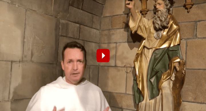 A Special Video Update from Father Gabriel