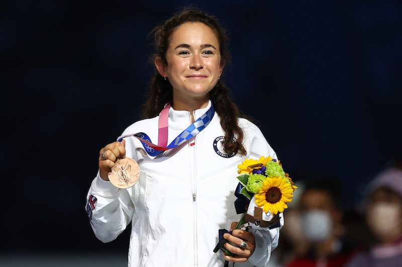 Three Generations of Devotion to Saint Jude helps Olympic Marathoner Bring Home Bronze